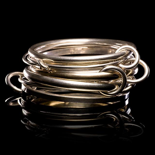 Spinelli Kilcollin Linked Bracelet