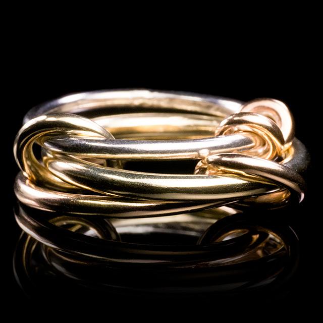 Spinelli Kilcollin Raneth Linked Ring